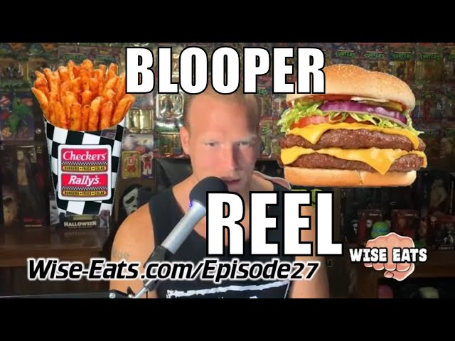 Blooper Reel / Outtakes from Episode 27 of the Wise Eats Podcast (This Day in Diet History)