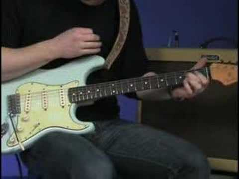 Guitar tuition: Get the Stevie Ray Vaughan (SRV) tone lesson