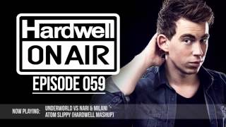 Hardwell On Air 059 (FULL MIX INCL DOWNLOAD)