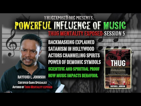 WITCHCRAFT MUSIC INDUSTRY EXPOSED:MIND CONTROL-Backmasking