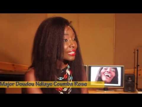 Hommage Vibrant de Coumba GAWLO à Doudou Ndiaye Rose