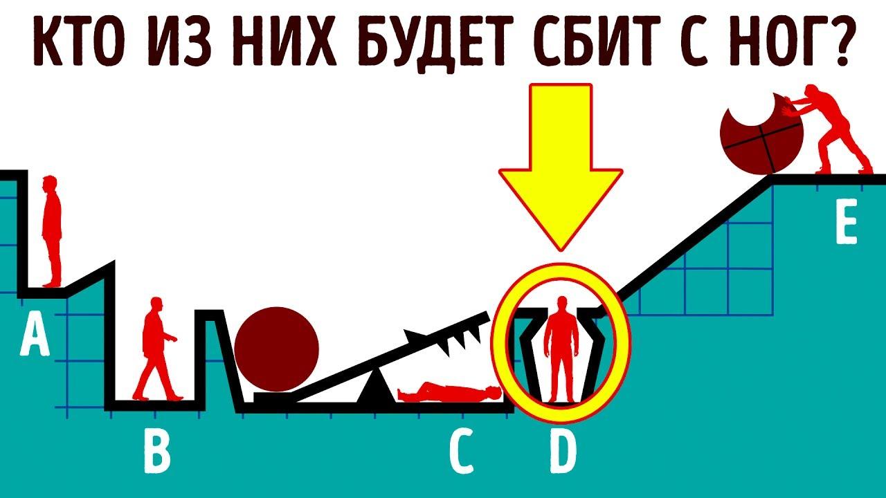 ТОЛЬКО ИСТИННЫЙ ГЕНИЙ МОЖЕТ НАБРАТЬ 14/14 В ЭТОМ ТЕСТЕ