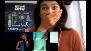 REACTION: Angelica Hale - I'll Be There (Mariah Carey)