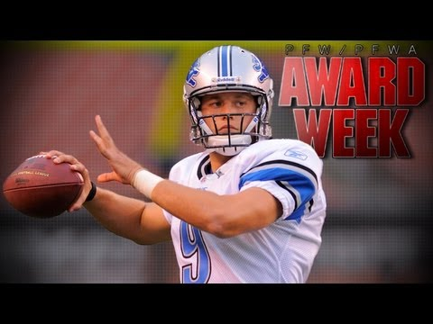 Does Matthew Stafford deserve the Comeback Player of the Year award?