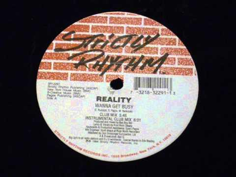Reality - Yolanda & Wanna get busy Mix