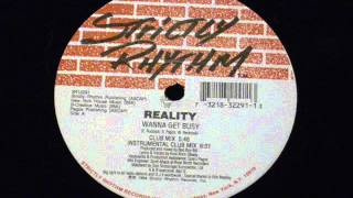 Reality - Yolanda & Wanna get busy Mix