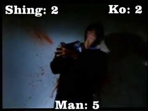 Fight to Survive (1989) Alex Man, Shing Fui-on & Phillip Ko killcount