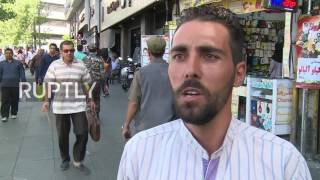 Iran  Tehran residents give their take on deadly attacks