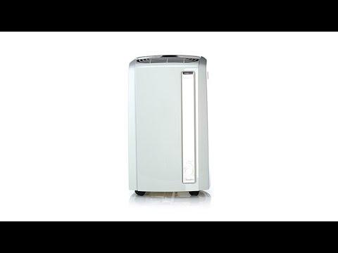 De'Longhi 14,000 BTU AllSeason Portable AC with Heat Pump