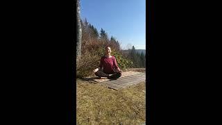 Jógová sestava na 30 min. se závěrečnou relaxací