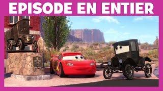 Cars Toon - Martin Remonte le Temps - Disney Junior - Épisode Intégral VF