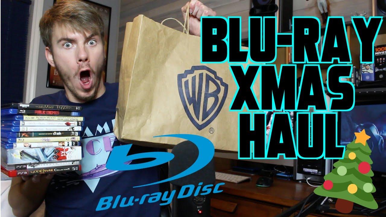 Blu-Ray & 4K Christmas Haul 2020