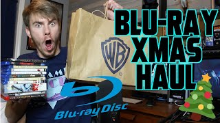 Blu-Ray & 4K Christmas Haul 2020