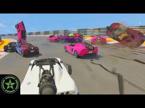 Criss Cross KABOOM - Things to Do in GTAV - Criss Cross Crash