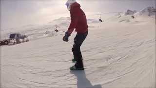 Sled Dogs snowskates Russell Athletic Iceland Ingi