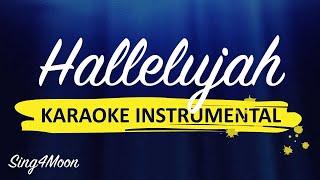 Hallelujah – Alexandra Burke (Karaoke Instrumental)