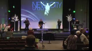Wednesday Evening Service   Jan 16 2019   New City Church