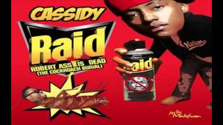 Cassidy R.A.I.D. Robert Ass Is Dead Meek Mill Diss.mp3