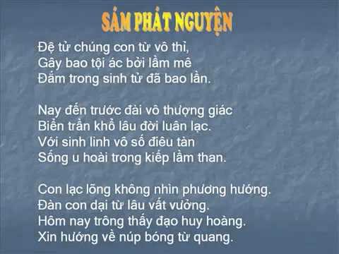 48 Lời Nguyện của Đức Phật A Di Đà - Thầy Thích Trí Thoát tụng - có chữ