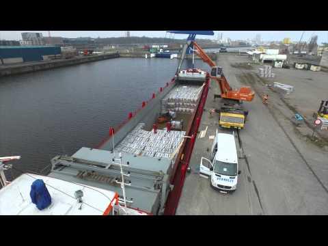 Fast Julia at Ostend - Verhelst Port Operators