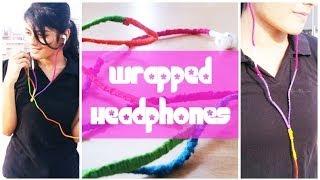 DIY: Wrapped Headphones Thumbnail
