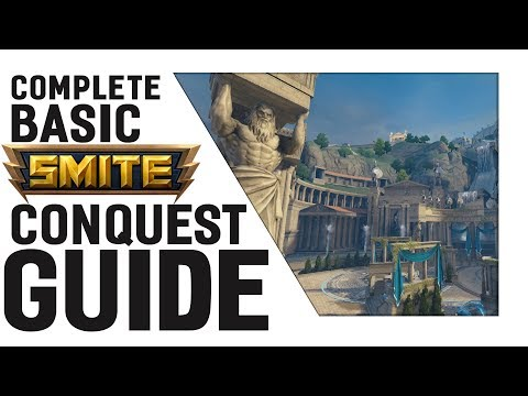 Basic Conquest Guide [SMITE] - [Retik]