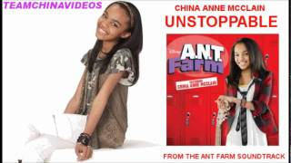 China Anne Mcclain Unstoppable Full Song.mp3