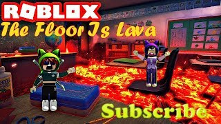 Roblox: The Floor Is Lava (Ep 13)