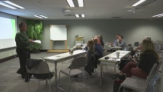 Marijuana was the topic of conversation at local counsel and recovery center