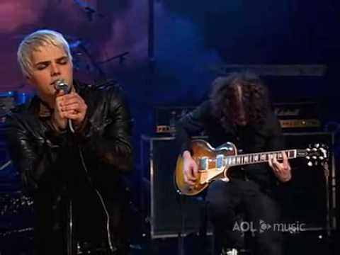 My Chemical Romance - Cancer (Live acoustic)