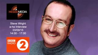 a-ha - Steve Wright Interview (BBC Radio 2)