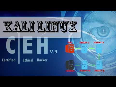 Ethical Hacking 02 : PROXYCHAINS