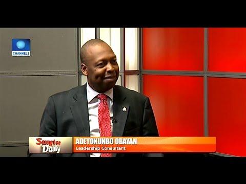 Analyst Advocates Improved Communication Within Govt. Pt.2