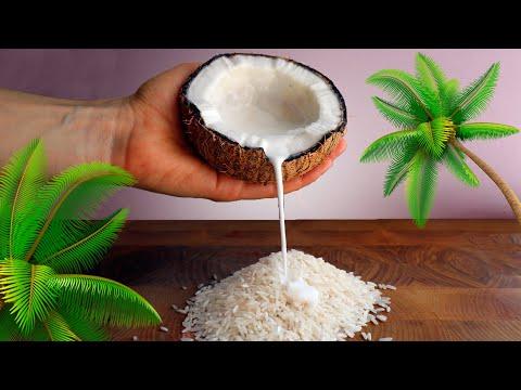 Готовлю 3 ДЕСЕРТА из ТАИЛАНДА, гениальный десерт из риса Sticky rice!