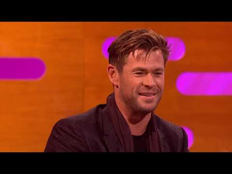 The Graham Norton Show S25E02 Chris Hemsworth Paul Rudd Kit Harington