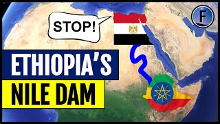 Ethiopia's Nile Dam that has Egypt ANGRY