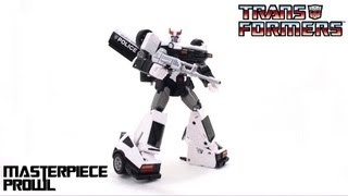 Video Review of the Takara MP-17 Masterpiece Prowl