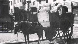 i mestieri e le voci della vecchia Milano