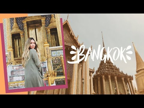 Back To Bangkok: Thailand Travel Vlog 2018 | HAUSOFCOLOR
