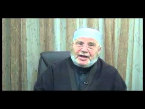 Cheikh Mohamed Ratib Al-Nabulsi s'adresse aux habitants de Ghardaïa