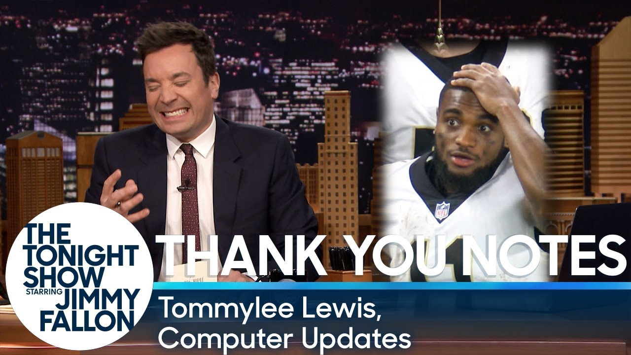 thank-you-notes-tommylee-lewis-computer-updates