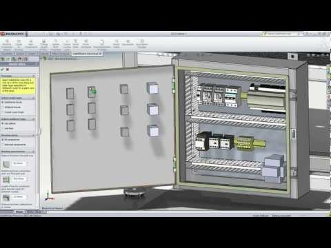 SolidWorks Electrical - First Look