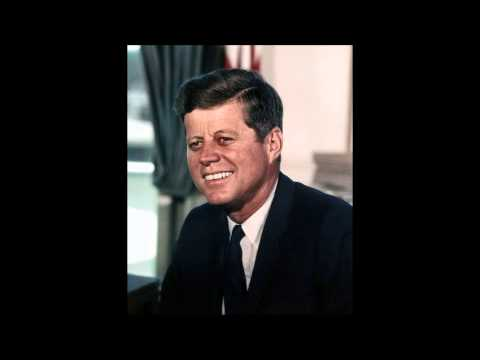 John F.  Kennedy     Address to the Irish Parliament