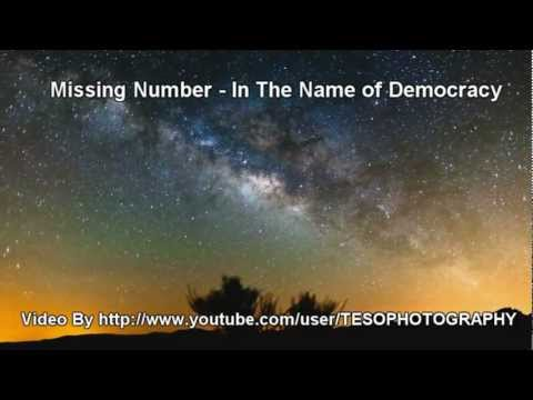 Beautiful Dubstep? Charlie Chaplin Dubstep In The Name of Democracy - Missing Number