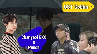 Stay With Me - Chanyeol (EXO) X Punch (OST Goblin) Lirik & Terjemahan Indonesia
