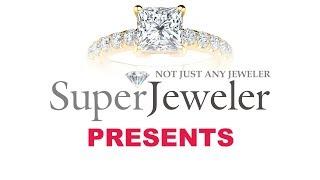 Diamond, April Birthstone, Traditional Diamond Engagement Ring - JWL18843