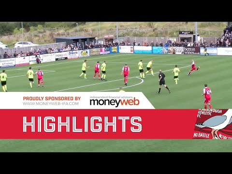 Scarborough South Shields Goals And Highlights