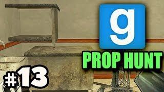 PROP STUCK - Gmod PROP HUNT w/Nova, Kevin & Immortal Ep.13