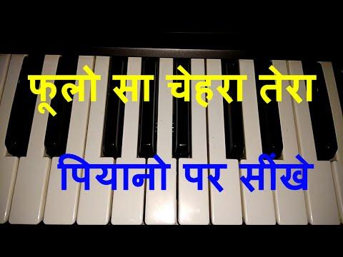 Phoolon sa chehra tera  Instrumental Song