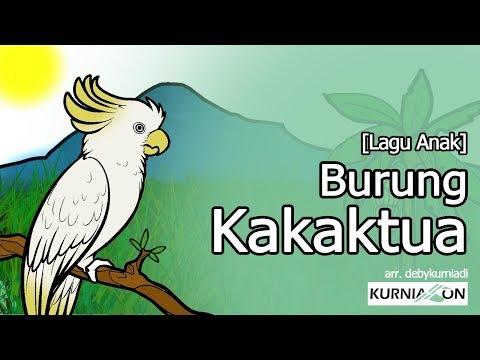 Lagu Anak - Burung Kakaktua [Instrumental (Karaoke) + Lirik] by Deby Kurniadi